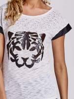 T-shirt damski                                                                          zdj.                                                                         5