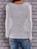 TOM TAILOR Niebieski sweter long hair                                  zdj.                                  3