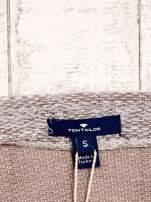 TOM TAILOR Szary warstwowy sweter long hair                                  zdj.                                  4