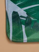 Zielona mata podłogowa                                   zdj.                                  2