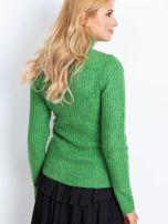 Zielony sweter Milo                                  zdj.                                  2