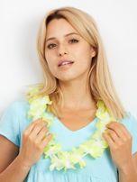 Żółty naszyjnik hawajski                                  zdj.                                  1