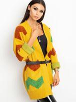 Żółty sweter Fabulous                                  zdj.                                  3